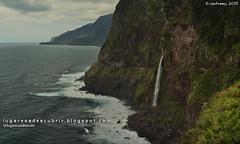 O Véu da Noiva (Porto Moniz, Madeira)