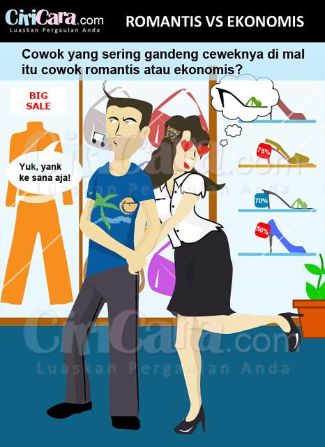 CiriCara-Infografis-Romantis-vs-ekonomis