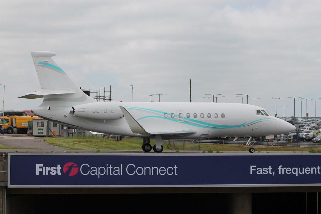 OO-GHE - F2TH - Abelag Aviation