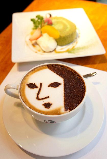 京都yojiya咖啡店版頭
