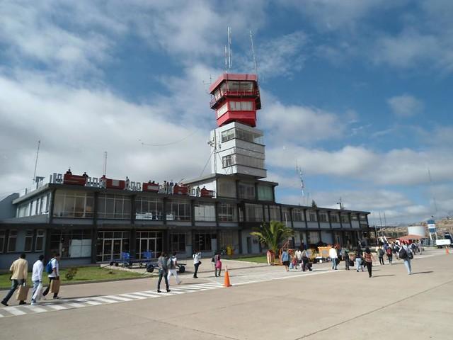 Aeropuerto de Sucre