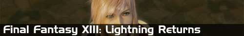 FF XIII Lightning Returns