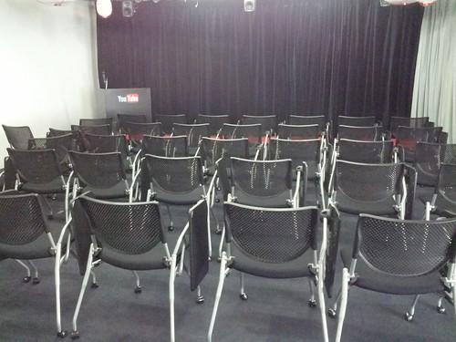 YouTube studio Tokyo