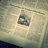 Sherwood Ross obit in the NY Times today