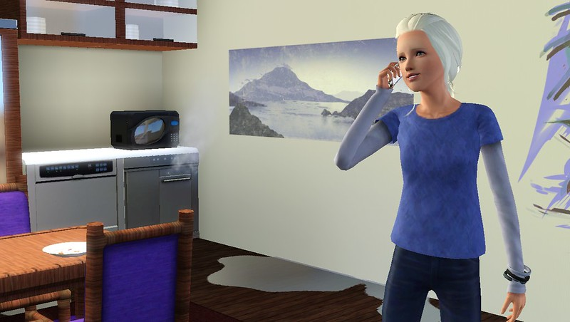 how to get someone to move out sims 3