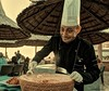 The Happy Italian Chef in Turkey