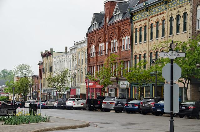 Devouring Stratford Ontario Ever In Transit