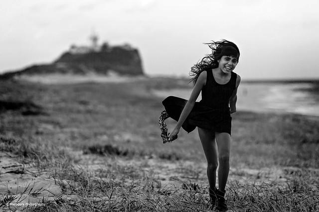 Running like the wind