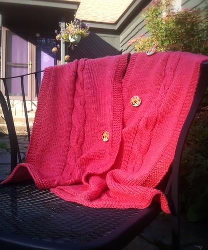 sprite's shawl