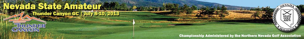 2013 Nevada State Amateur