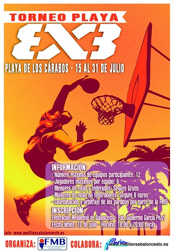 3on3revisado BASKET PLAYA
