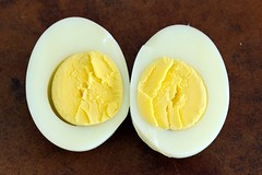 17-minute hard boiled egg