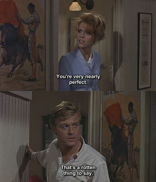barefoot in the park.