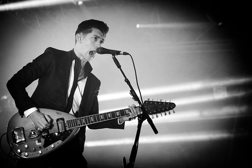 Arctic Monkeys live am Harvest Of Art Festival 2013