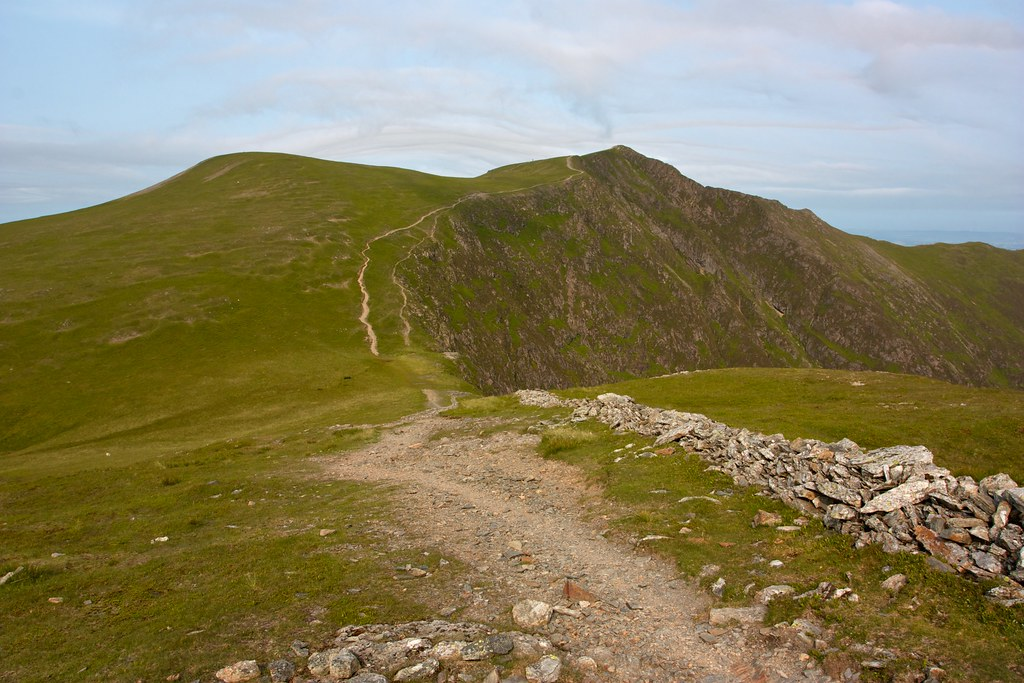 Sand Hill and Hopegill Head
