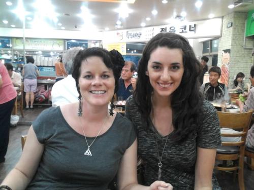Cassie+Megan