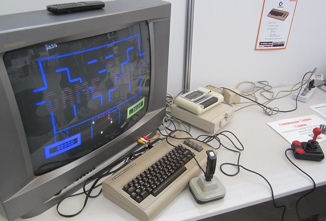 PAX Australia: Wizard Of Wor on the Commodore 64