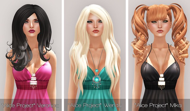Alice Project for Hair Fair 2013 - Part 2