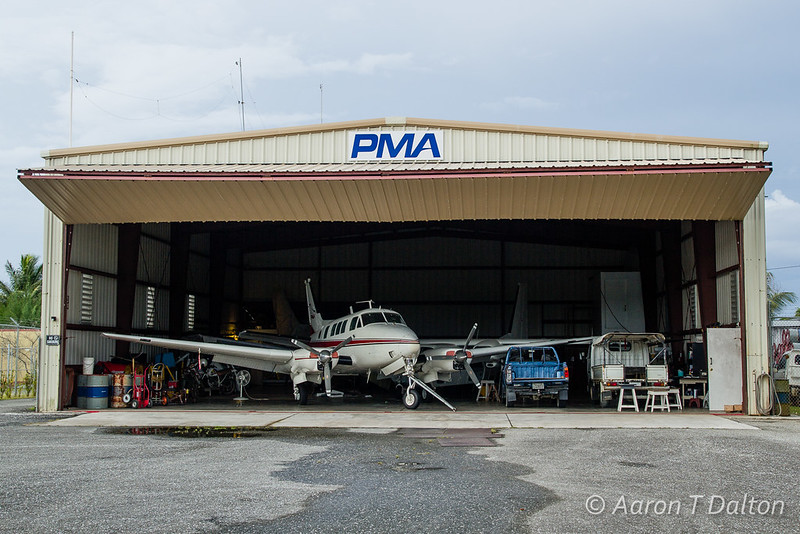 The PMA Hangar