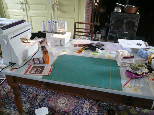 What's on your Worktable...