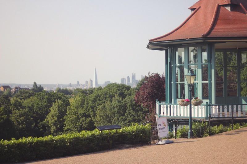 horniman gardens view