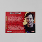 STUDS Trading Cards - Bill Ward