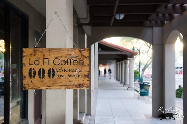 Lo Fi Coffee - Mesa, AZ