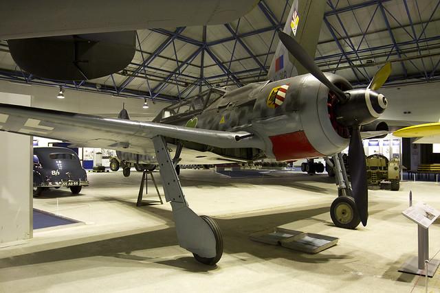 Focke Wulf Fw190A-8/U-1