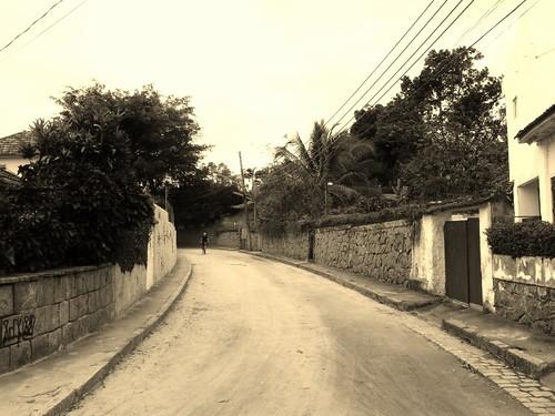 Clima de interior em Paquetá