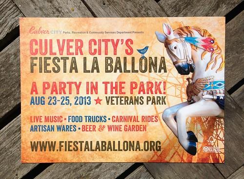 Culver City Fiesta la Ballona