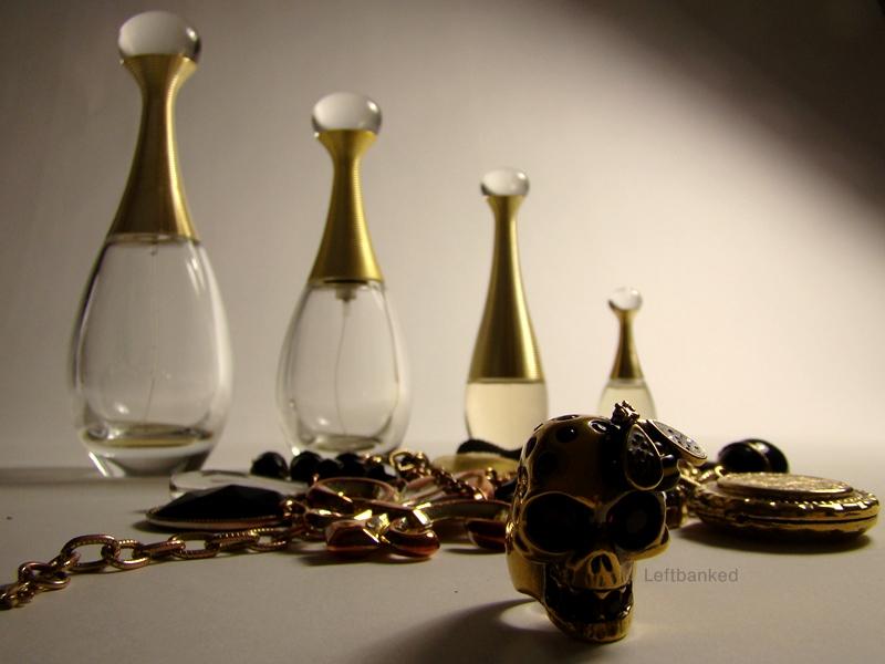 J'Adore Dior bottles