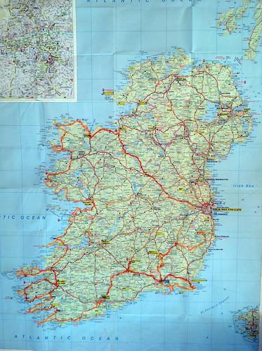 Ireland  Itinerary 2013 by Ginas Pics