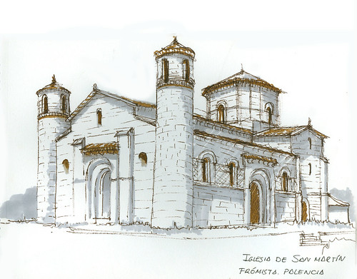 Iglesia de San Martín en Fromista