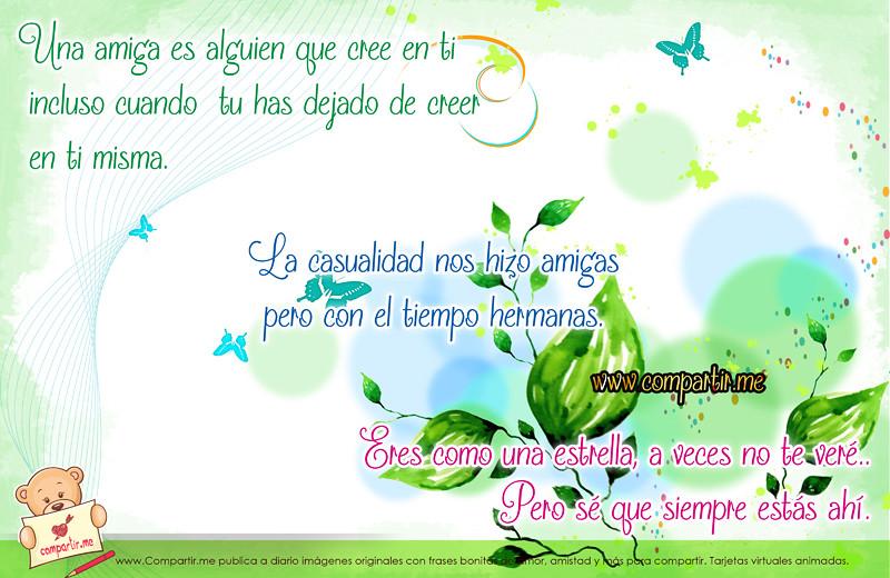 Frases De Amor Imagen En Hd Con Frases De Amigas Descargar Gratis