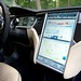 RCS_8007 - Tesla Model S Dashboard - Video Display by CraigShipp.com Photos - Events / People / Places