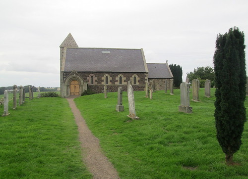 Branxton church