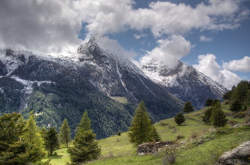Valle d'Aosta, Italia