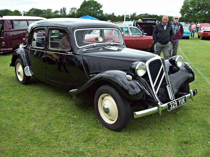 Citro 235 N 15 Cv Cabriolet 1939