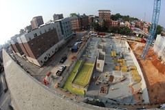 The Square Apartments Building Footprint