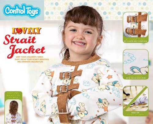 Toy Straight Jacket