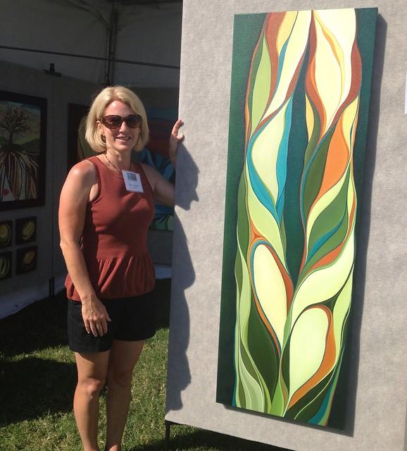 Karen Eastman, Artist