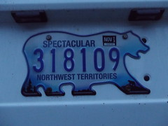 Canadian License plates from other Provinces