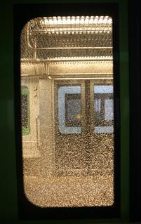 Ataque con piedras a tren (3)