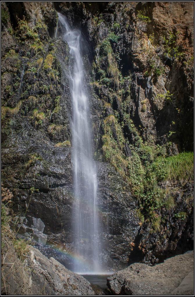 Cascada de Mazobre - Fuentes Carrionas (Palencia)