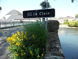 Rivière le Clain et ses ponts