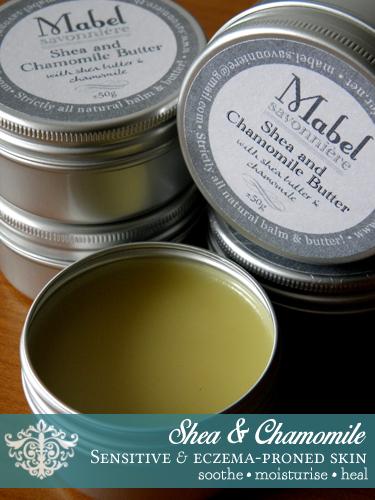 Shea & Chamomile Butter