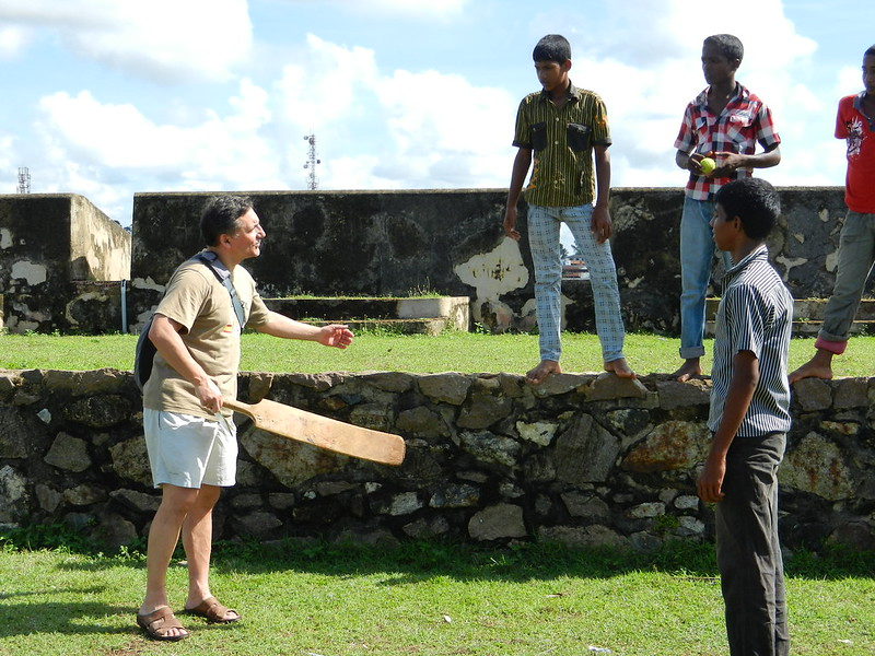 Шри Ланка, крикет, Галле