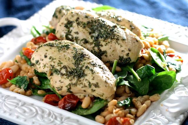 Chicken adn Beans 001