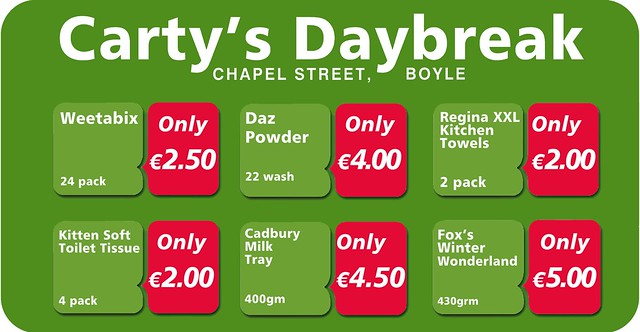 Daybreak Special Offers