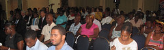 2013.11 - Mission Jamaica - Forum with the Civil Society.